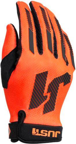 Gants de motocross Just1 J-Force, jeunes, orange Image de l'article