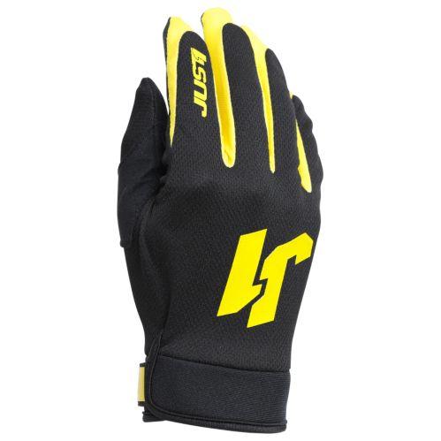 Gants de motocross Just1 Flex, jaune et noir Image de l'article