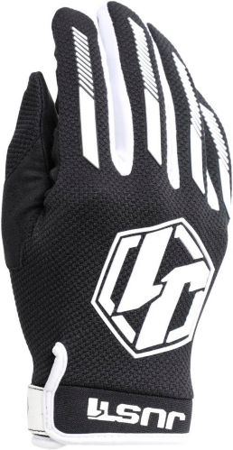 Just1 Force Motocross Gloves, Black Product image