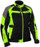 Manteau de motocyclette Castle X Passion Air, femmes, Hi-Vis | Castle Xnull