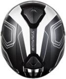 Castle X Thunder 3 SV Trace Motorcycle Helmet, Matte White   Castle Xnull