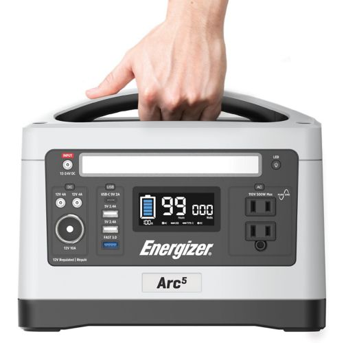 Energizer Arc5 Lithium-Ion Portable Power Station Product image