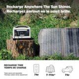 Station d'alimentation portative lithium-ion Arc5 Energizer | Energizernull