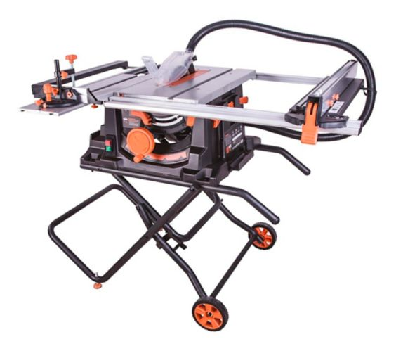 Evolution Multi-Material Table Saw, 10-in Product image