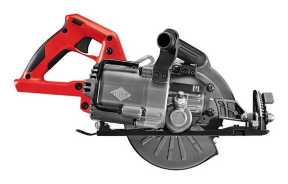 SKILSAW 7-1/4-in TRUEHVL™ Cordless Worm Drive Saw with SKILSAW Blade, Bare Tool Product image