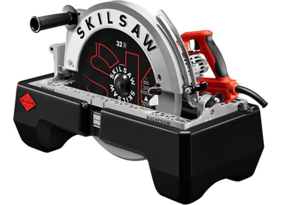 SKILSAW 16-5/16-in Magnesium Super SAWSQUATCH™ Worm Drive Saw Product image