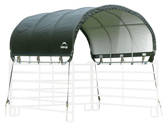 ShelterLogic Corral Shelter, 10-ft x 10-ft Product image