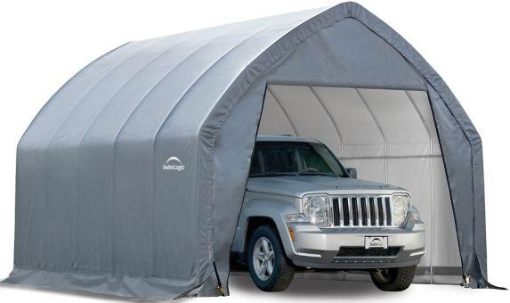 Abri pour VUS/camionnette ShelterLogic Garage-in-a-Box, 11 x 20 x 9 pi Image de l'article