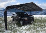 ShelterLogic Arrow Carport, Charcoal, 20-ft x 29-ft x 7-ft | Shelter Logicnull