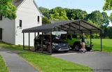 Abri d'auto ShelterLogic Arrow, 20 x 29 x 7 pi | Shelter Logicnull