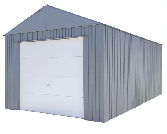 Garage ShelterLogic Sojag Everest, anthracite, 20 pi Image de l'article