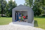 Garage ShelterLogic Sojag Everest, anthracite, 20 pi | Shelter Logicnull