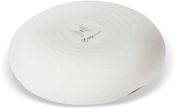 DigiPower Soft Silicone Wireless Charging Pad Product image