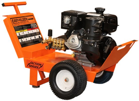 Easy-Kleen Commercial Cold Water 4000 PSI 14HP Gas Pressure Washer Product image