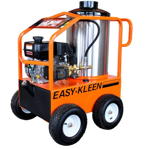 Easy-Kleen Commercial Hot Water 2700 PSI 6.5HP Gas Pressure Washer Product image