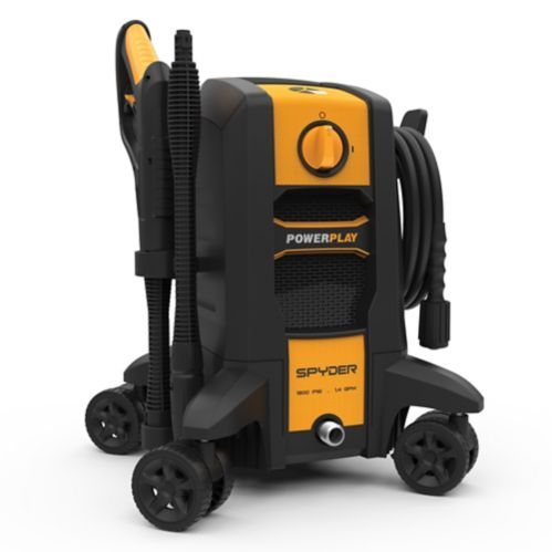 Powerplay SPYDER 1800 PSI 1.4 GPM Electric Pressure Washer Product image