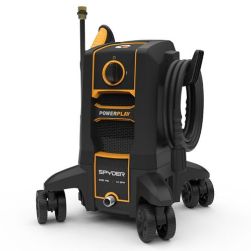 Powerplay SPYDER 2030 PSI 1.4 GPM Electric Pressure Washer Product image
