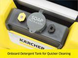 Nettoyeur haute pression électrique Kärcher K1700 Cube | Karchernull