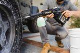 WORX HydroShot Foam Blaster | Worxnull