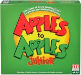Apples To Apples® Junior — The Game of Crazy Comparisons! | Mattelnull
