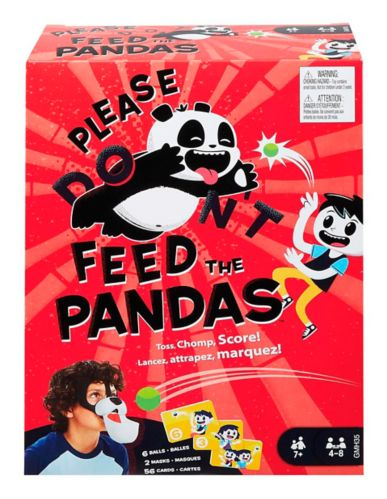 Jeu Please Feed The Pandas Image de l'article