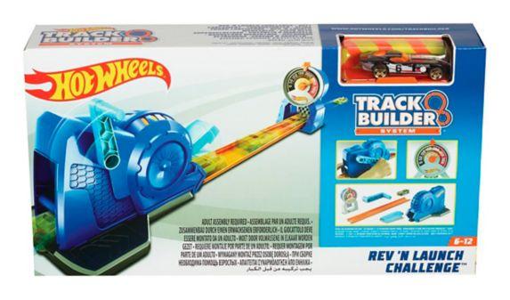 Coffret Hot Wheels Track Builder, Défi lancement Image de l'article