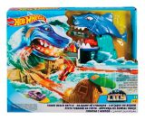 Hot Wheels® City Shark Beach Battle Playset | Hot Wheelsnull