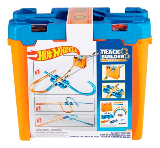 Hot Wheels® Track Builder Deluxe Stunt Box Product image