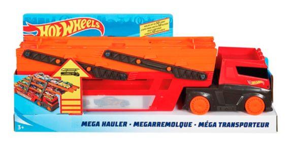 Méga transporteur Hot Wheels Image de l'article