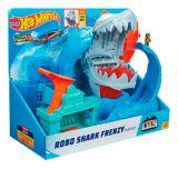 Hot Wheels® Robo Shark Frenzy Playset | Hot Wheelsnull