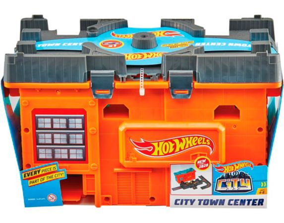 Hot Wheels® Central City Bin Product image