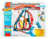 Piste de course à construire à trois boucles Hot Wheels | Hot Wheelsnull