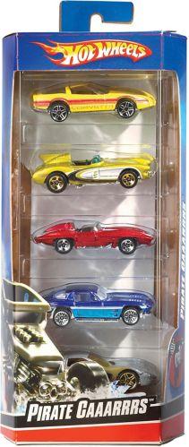 Voitures de collection Hot Wheels, paq. 5 Image de l'article