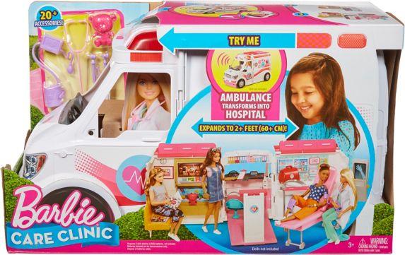 Barbie® Medical Vehicle Product image