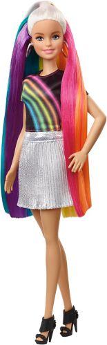 Barbie® Rainbow Sparkle Hair Doll Product image