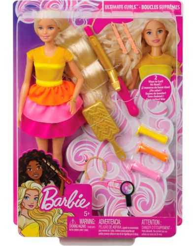 Barbie® Ultimate Curls Doll Product image