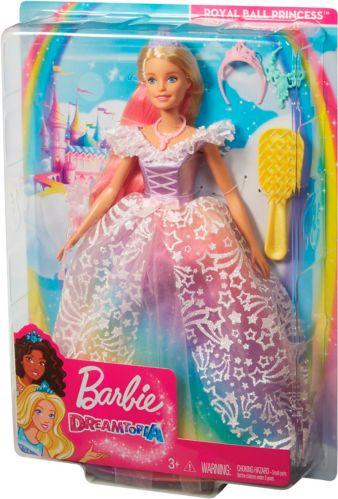 Poupée Barbie princesse de bal royal Image de l'article
