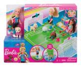 Coffret de jeu de soccer Barbie Chelsea | Barbienull