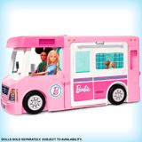 Barbie® 3-in-1 Dream Camper Playset | Barbienull