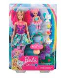 Ensemble de goûter de Barbie fée | Barbienull