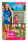 Barbie® Soccer Coach Playset with Dolls | Barbienull