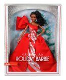 Poupée Barbie des Fêtes, Brunette à haute queue de cheval | Barbienull