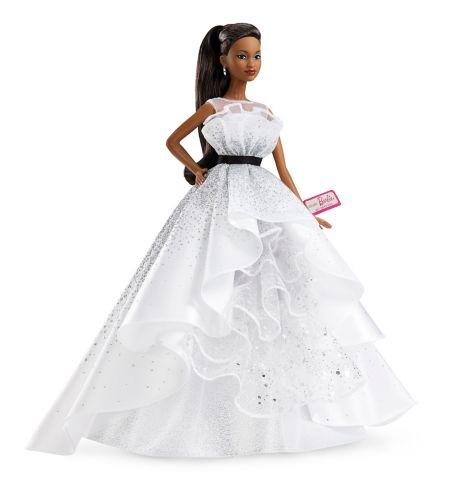 Barbie® 60th Celebration White Dress Doll Product image