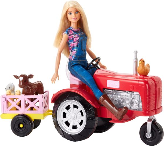 Barbie® Chicken Farmer Doll & Playset Product image