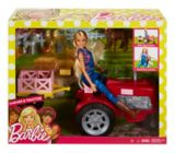 Barbie® Chicken Farmer Doll & Playset | Barbienull