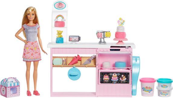 Coffret de jeu Barbie Décoration de gâteau Image de l'article