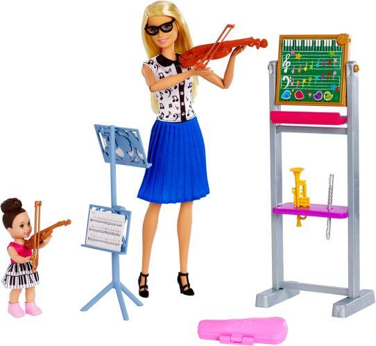 Barbie® Careers Music Teacher Doll & Playset Product image