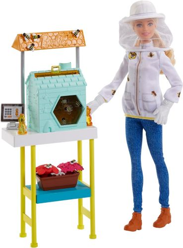 Barbie® Careers Bee Keeper Doll & Playset Product image