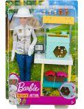 Barbie® Careers Bee Keeper Doll & Playset | Barbienull