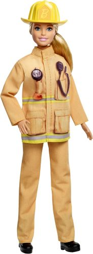 Barbie® 60th Anniversary Career Firefighter Doll Product image